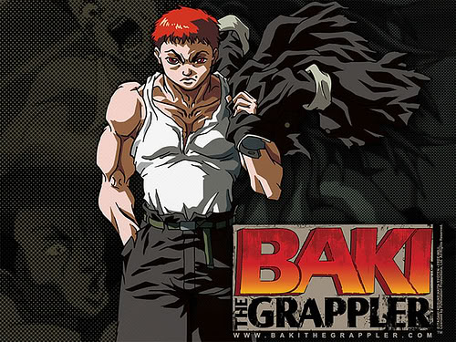 Grappler Baki Subs español 185239206_4de0832b42
