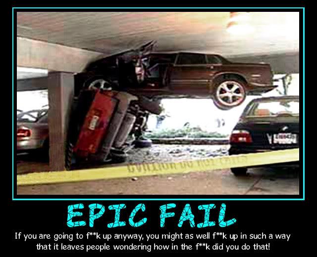 LMAO Thread. Demotivator__Epic_Fail