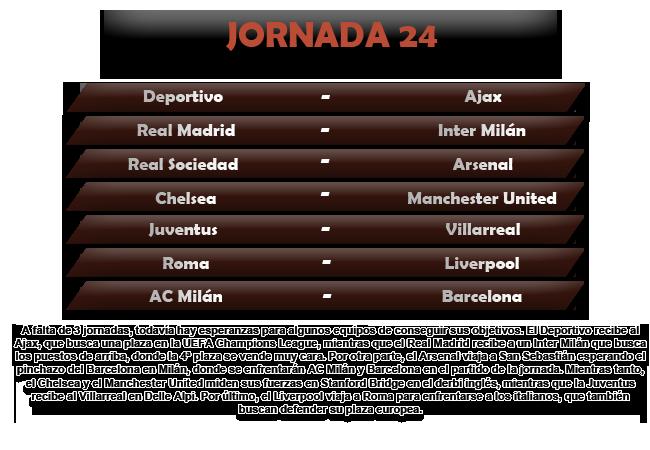 Jornada 24 Jornada24