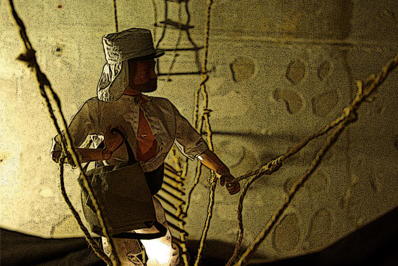 The Adventures of G.I.Joe - 'L'origine de NoFace!'  BackovertheFFLbridge2-1