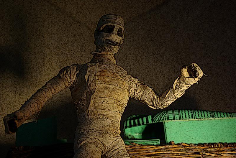 The Adventures of G.I.Joe - 'L'origine de NoFace!'  Mummyonthemove2-1
