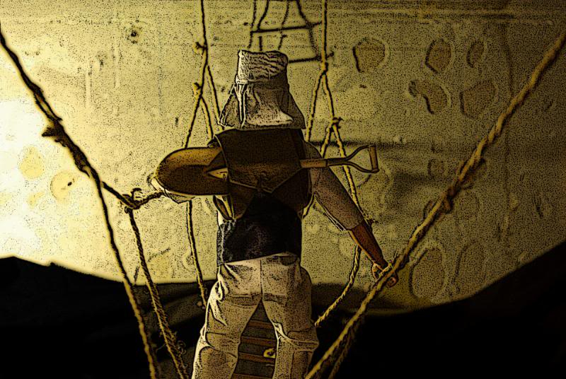 The Adventures of G.I.Joe - 'L'origine de NoFace!'  OvertheFFLbridge