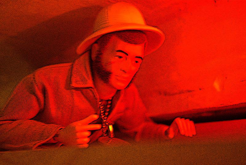 The Adventures of G.I.Joe - 'L'origine de NoFace!'  TunnelJoe