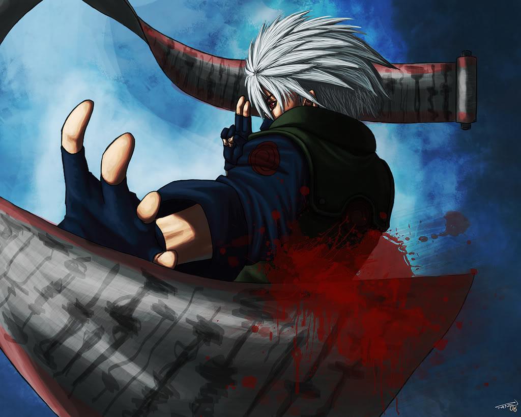 Naruto Picture Thread Kakashi