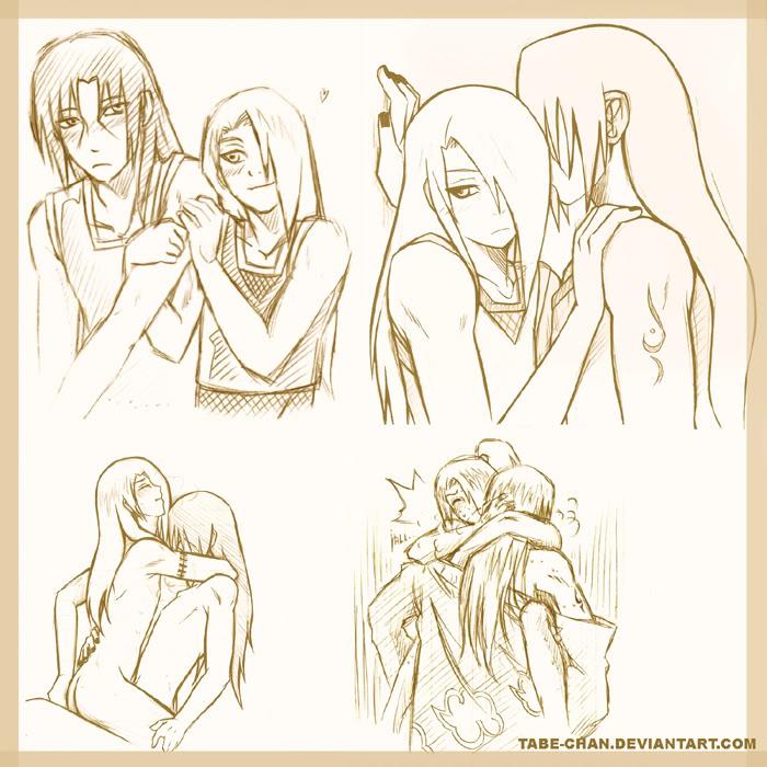 ItaDei >>Naruto ItaDei_sketch_02_by_tabe_chan