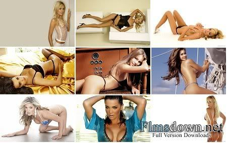 Hot Babes Wallpapers 1230563221_list