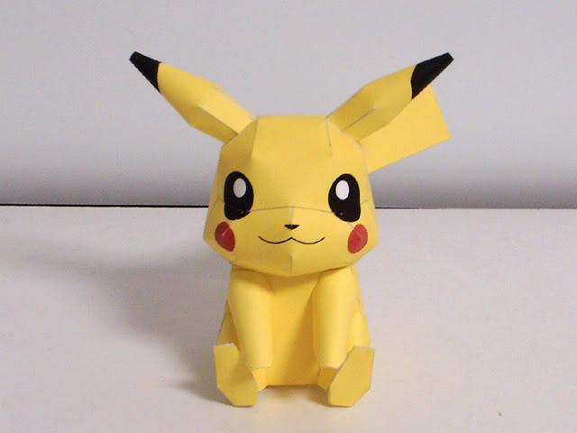 Pikachu cute Pikafinished