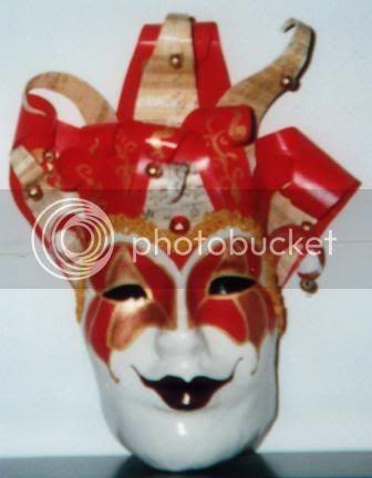 Maschere, tecnica mista Digitalizza08-04-031052