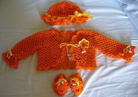 Corredino estivo per neonata P1010351