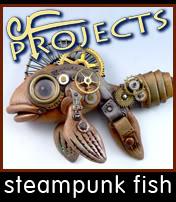Ciondoli steampunk Cfdpunkfish