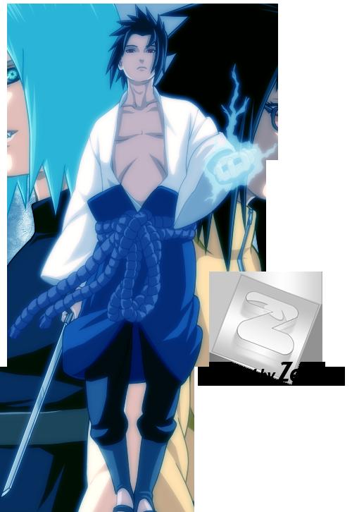 La misión imposible y el amor prohibido Sasuke-Shippuden