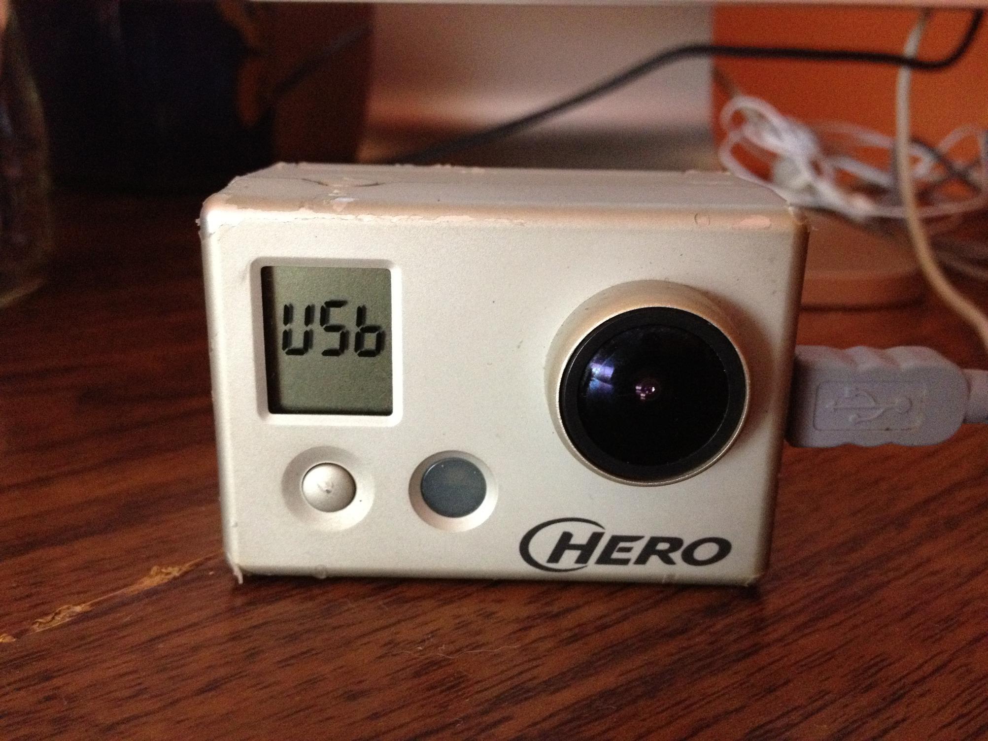 Vendo GoPro Hero - VENDIDA IMG_0082