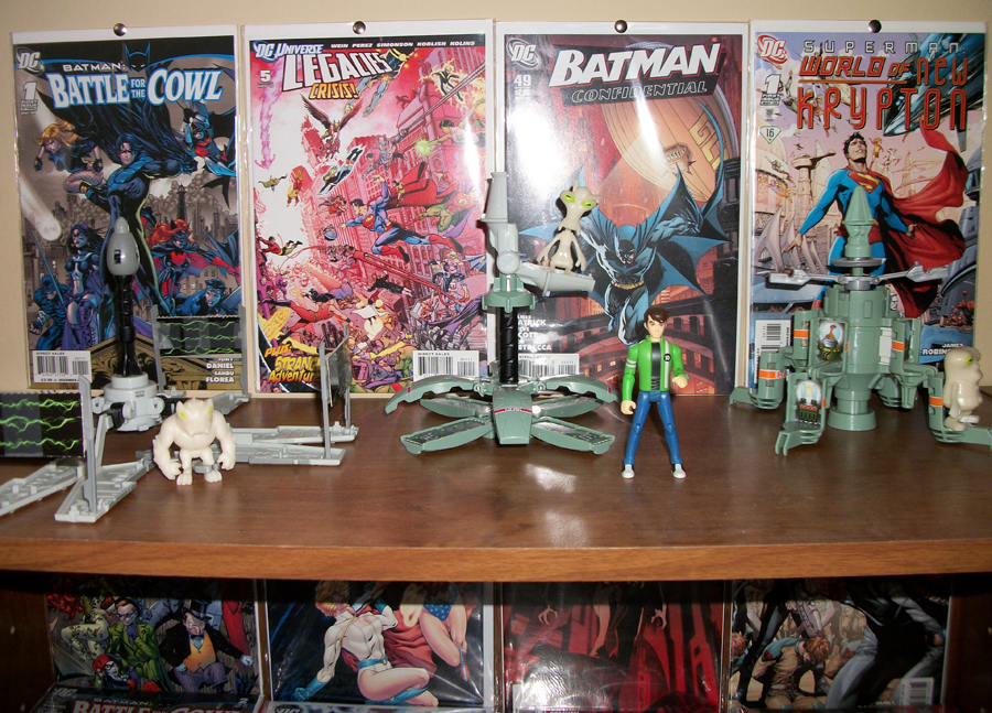 MY COLLECTIONS BEN10