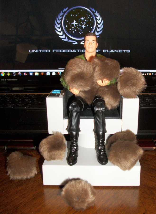 MY COLLECTIONS TroublewithTribbles