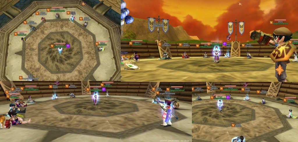 Guild Pictures <3 Arena
