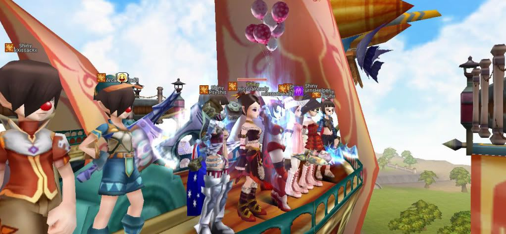 Guild Pictures <3 Boat