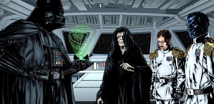 Jedi Prince Episode V: Trioculus Strikes Back Vadergrandadmirals