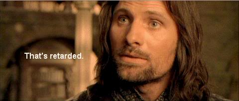 Latest News Aragorn-ThatsRetarded