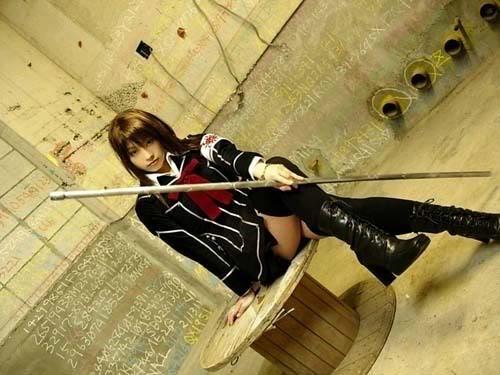 Cosplay Vampire Knight Yuuki