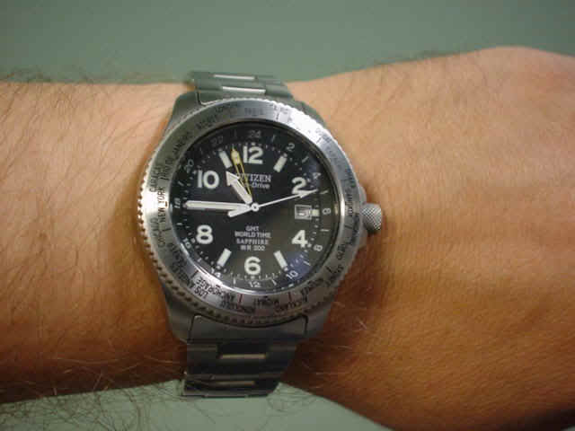 Let's see those Rolexes Ecowrist