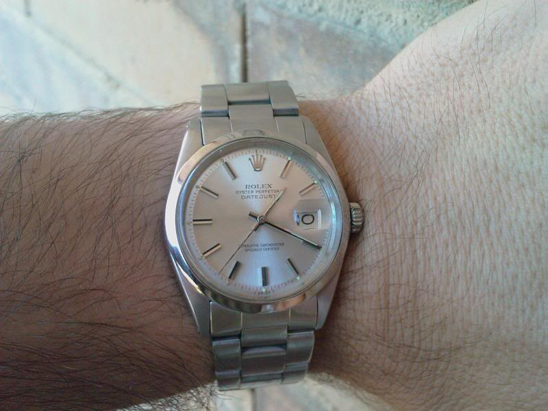 Let's see those Rolexes IMAG02161