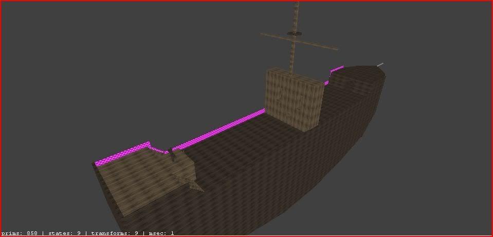 Pirate Ship Ship1