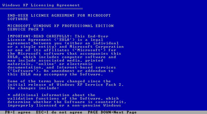 [Guide] Dual-Booting Windows XP onto Windows Vista/7 8
