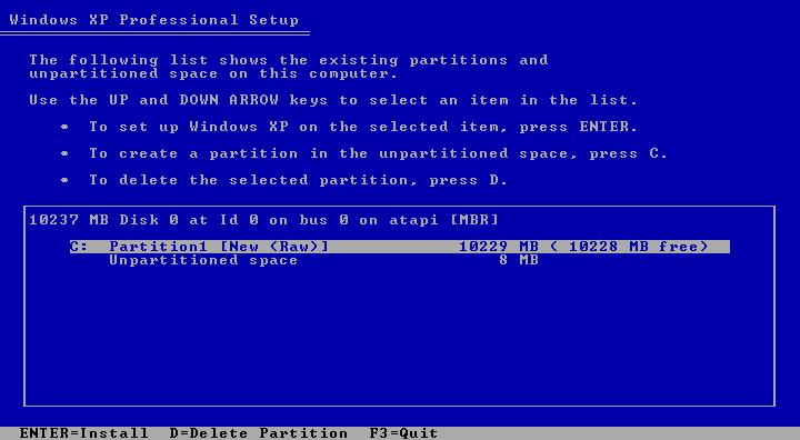 [Guide] Dual-Booting Windows XP onto Windows Vista/7 9