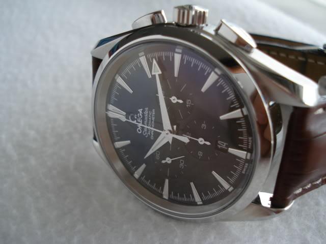Remplacementd'un verre cristal sur chrono ? AquaTerra8