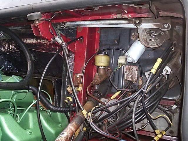 Scania 142 HS Intercooler - motor 8 cil. 002