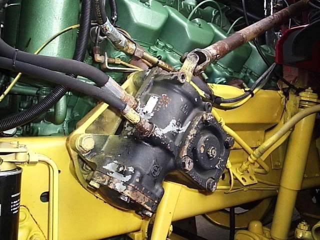 Scania 142 HS Intercooler - motor 8 cil. 006