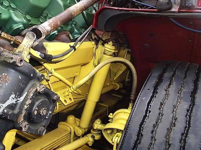 Scania 142 HS Intercooler - motor 8 cil. 009