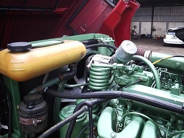 Scania 142 HS Intercooler - motor 8 cil. 012