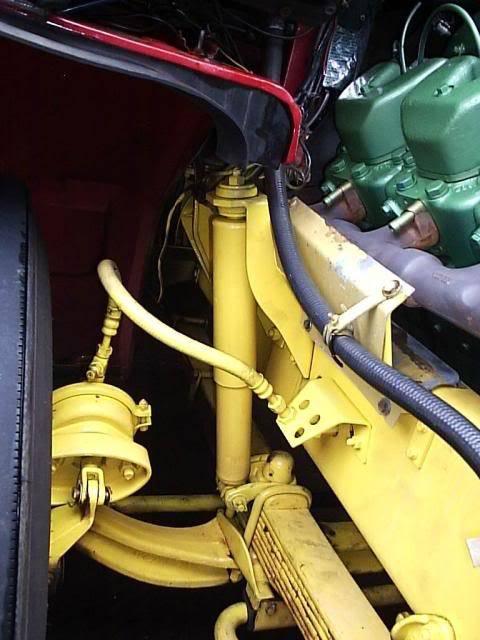 Scania 142 HS Intercooler - motor 8 cil. 018