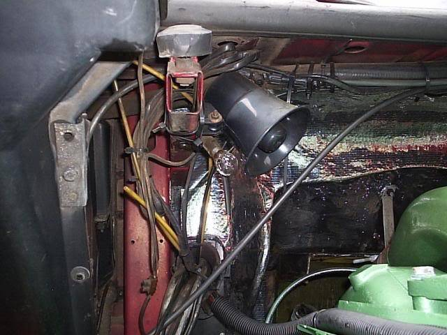 Scania 142 HS Intercooler - motor 8 cil. 020