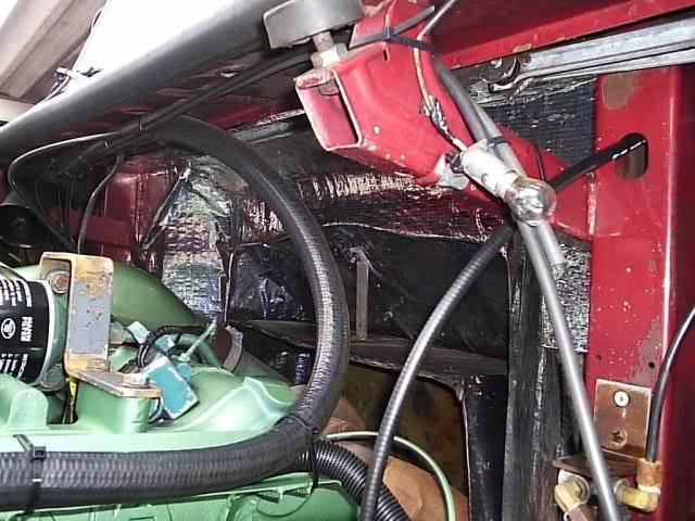 Scania 142 HS Intercooler - motor 8 cil. 022
