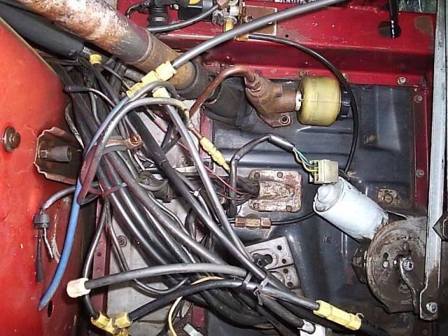 Scania 142 HS Intercooler - motor 8 cil. 023