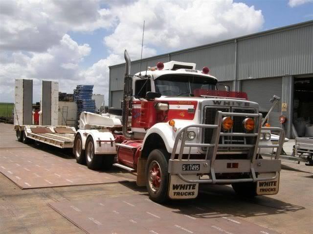 White Road Boss - AMT 1/25 - Concluído. P5111333