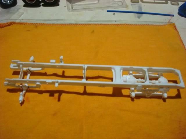 White Road Boss - AMT 1/25 - Concluído. 032