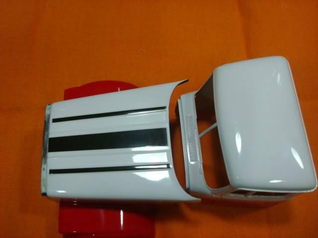 White Road Boss - AMT 1/25 - Concluído. 103