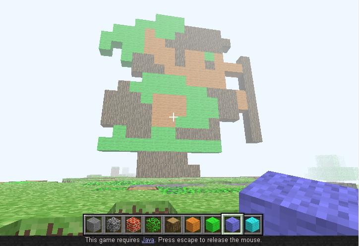 Minecraft Fearit