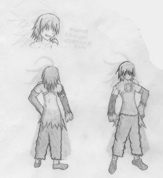 My Anime-ish drawings - Page 2 Nivlac