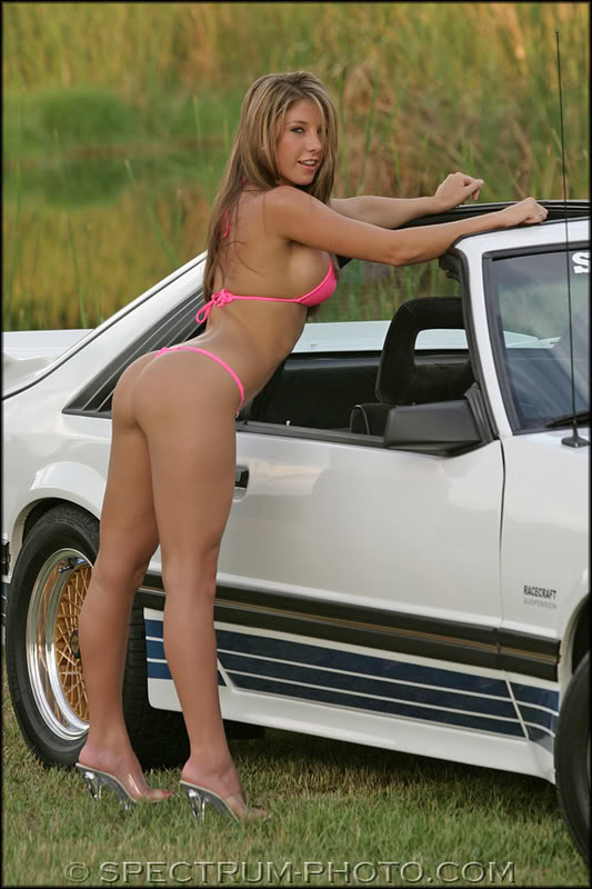 **Cars and Girls?** May Be **NWS** GirlsStangs525_2577