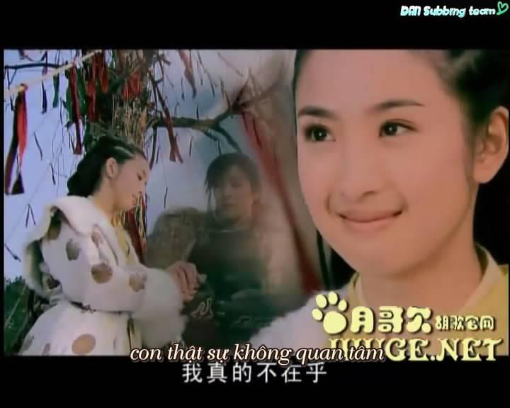 [Drama][Viet Sub][2008] Tân Anh hùng xạ điêu - Hồ Ca, Lâm Y Thần [50/50] AHXD4