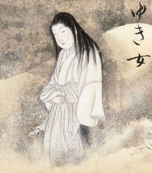 Mitología Japonesa SuuhiYuki-onna1