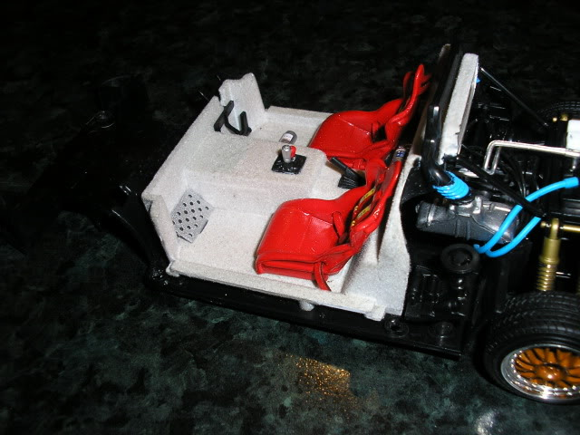 1:18 Ricko Ford RS200 Conversion Rs200d