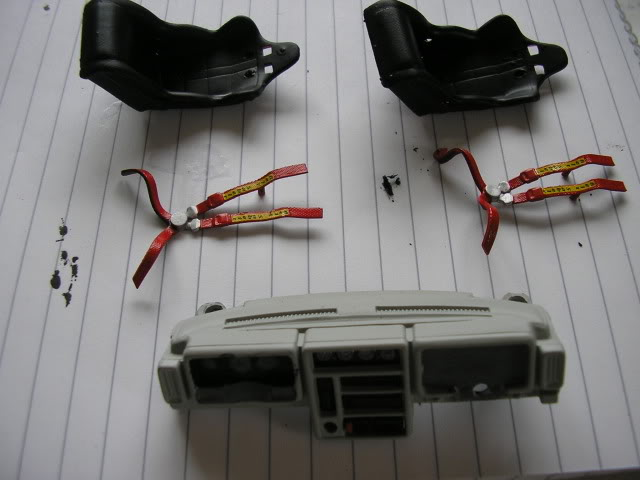 1:18 Ricko Ford RS200 Conversion Rs200e
