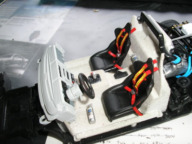 1:18 Ricko Ford RS200 Conversion Rs200f