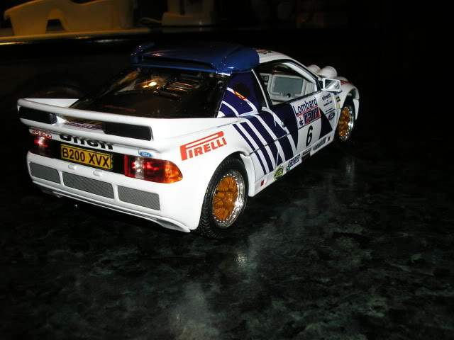 1:18 Ricko Ford RS200 Conversion Rs200h