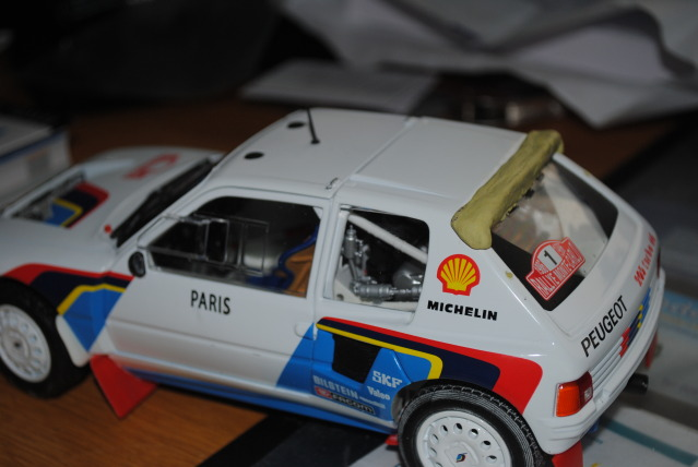 bmd's projects....or attempts should i say! Vatanen205f